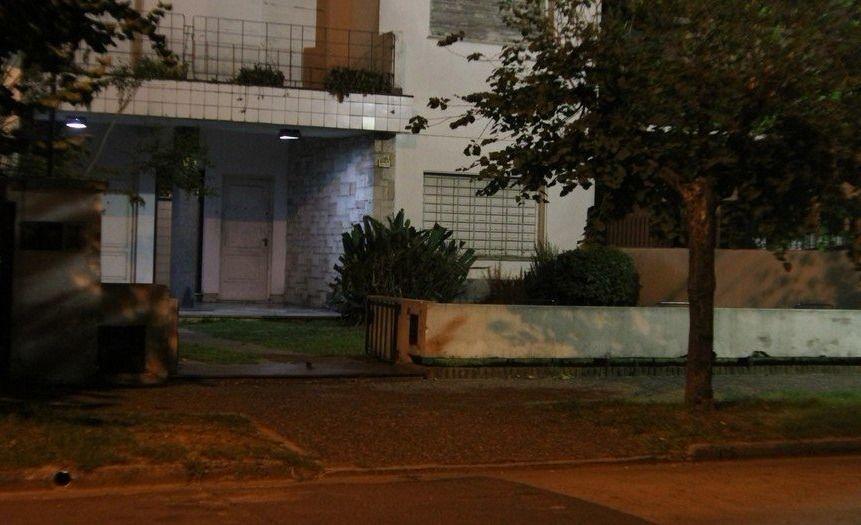 Lo asesinaron en la puerta de casa — Ramos Mejía