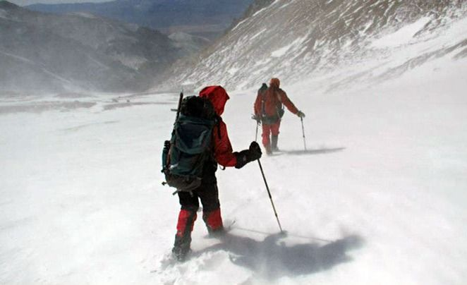 Murió un andinista en el Aconcagua