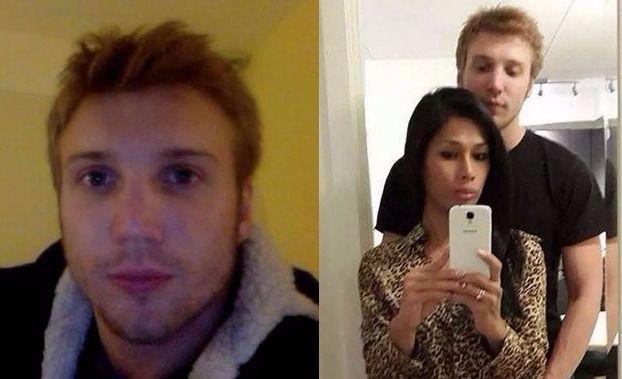 Chef mató y cocinó a su novia transexual