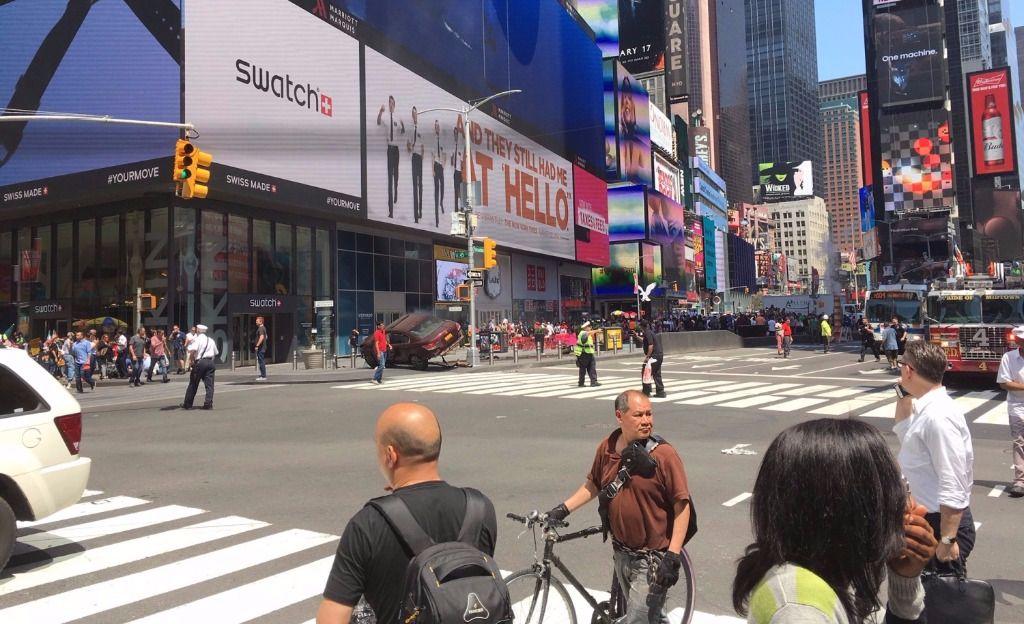 Aumenta a 22 el número de heridos en accidente — Nueva York