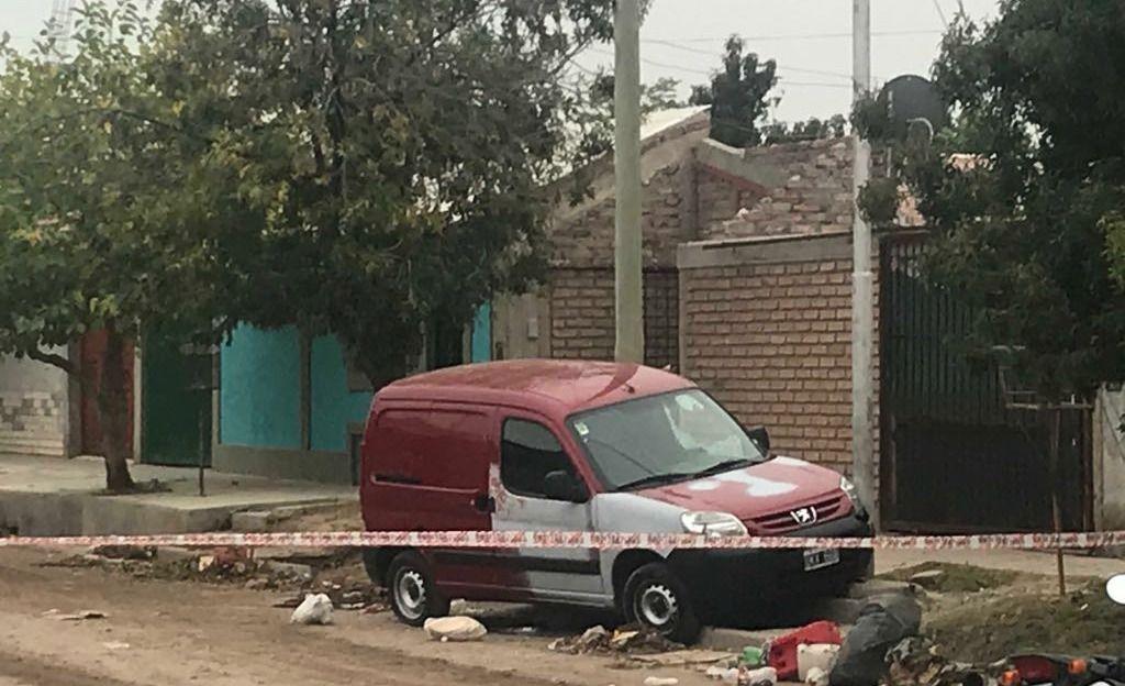 Asesinan a un panadero en Maipú