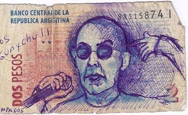 Los billetes de dos pesos tienen fecha de vencimiento